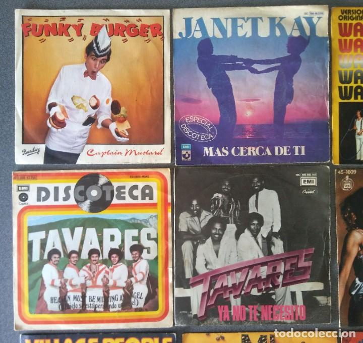 Discos de vinilo: Lote vinilos Eps musica dance - Foto 8 - 210473566