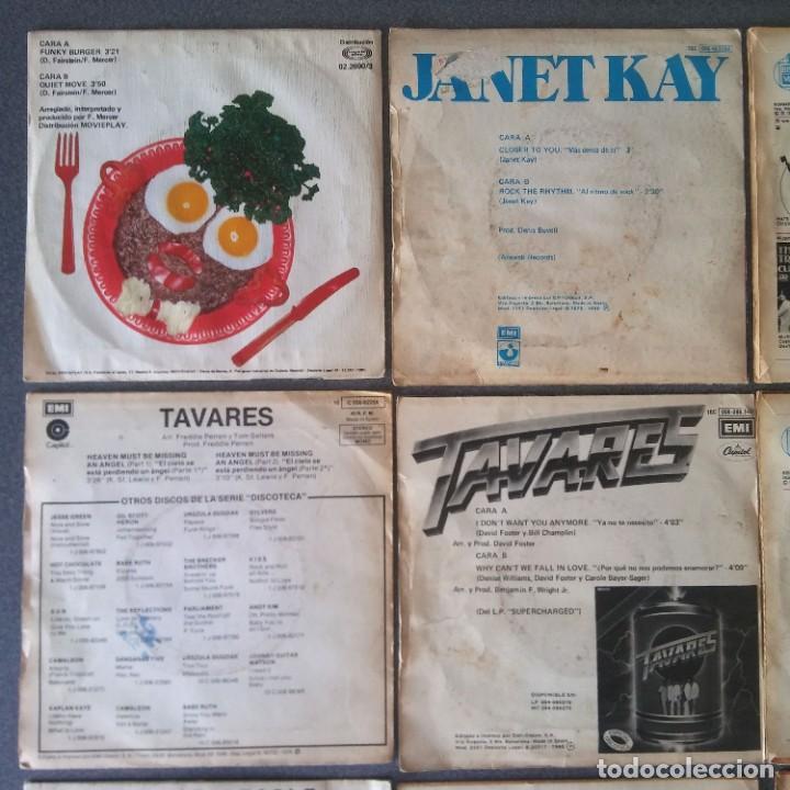 Discos de vinilo: Lote vinilos Eps musica dance - Foto 13 - 210473566