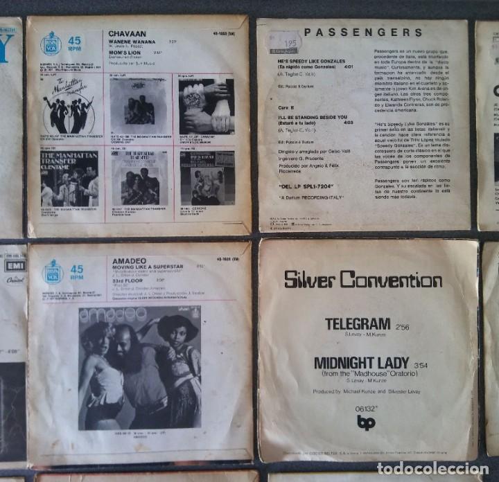 Discos de vinilo: Lote vinilos Eps musica dance - Foto 14 - 210473566