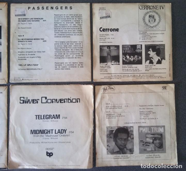 Discos de vinilo: Lote vinilos Eps musica dance - Foto 15 - 210473566