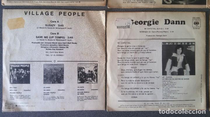 Discos de vinilo: Lote vinilos Eps musica dance - Foto 16 - 210473566