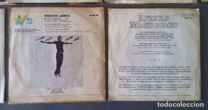 Discos de vinilo: Lote vinilos Eps musica dance - Foto 17 - 210473566