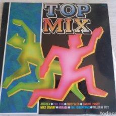 Discos de vinilo: TOP MIX LP 1987 ZAFIRO. Lote 210473681
