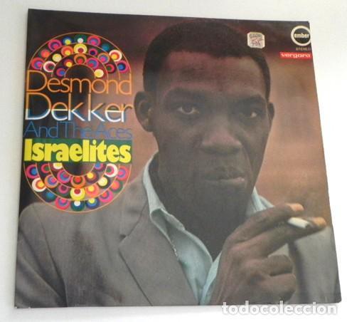 DESMOND DEKKER AND THE ACES ISRAELITES DISCO VINILO LP AÑOS 70 MÚSICA REGGAE SKA CANTANTE DE JAMAICA (Música - Discos - LP Vinilo - Reggae - Ska)
