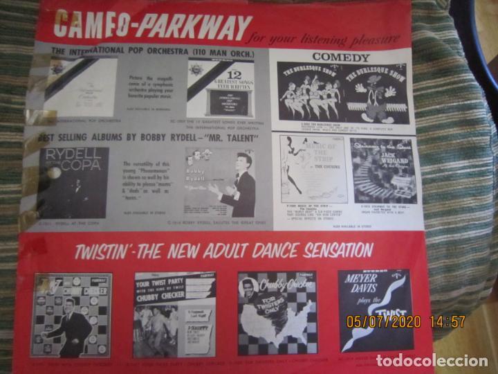 Discos de vinilo: THE DOVELLS - YOU CAN´T SIT DOWN LP - ORIGINAL U.S.A - PARKWAY RECORDS 1962 CON FUNDA INT. ORIGINAL - Foto 8 - 210476886