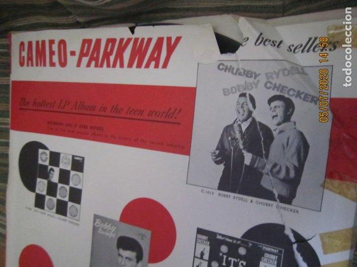 Discos de vinilo: THE DOVELLS - YOU CAN´T SIT DOWN LP - ORIGINAL U.S.A - PARKWAY RECORDS 1962 CON FUNDA INT. ORIGINAL - Foto 9 - 210476886