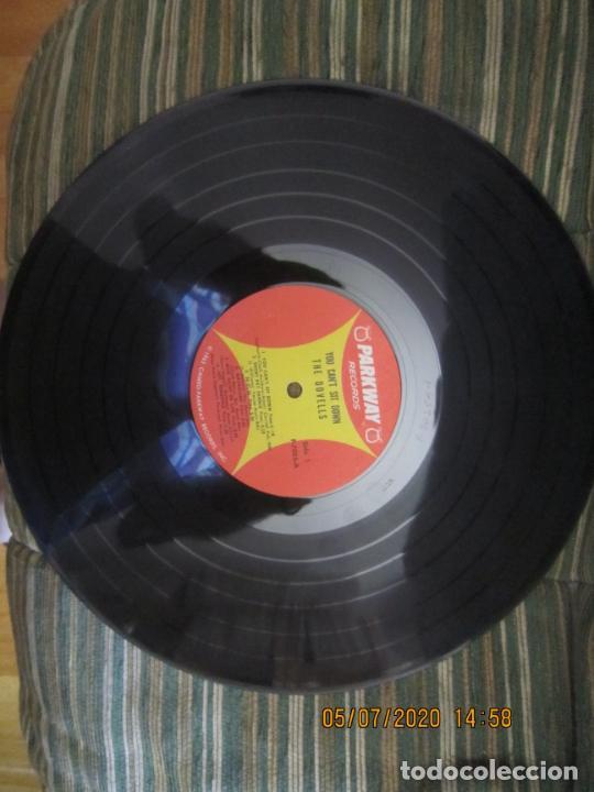 Discos de vinilo: THE DOVELLS - YOU CAN´T SIT DOWN LP - ORIGINAL U.S.A - PARKWAY RECORDS 1962 CON FUNDA INT. ORIGINAL - Foto 13 - 210476886