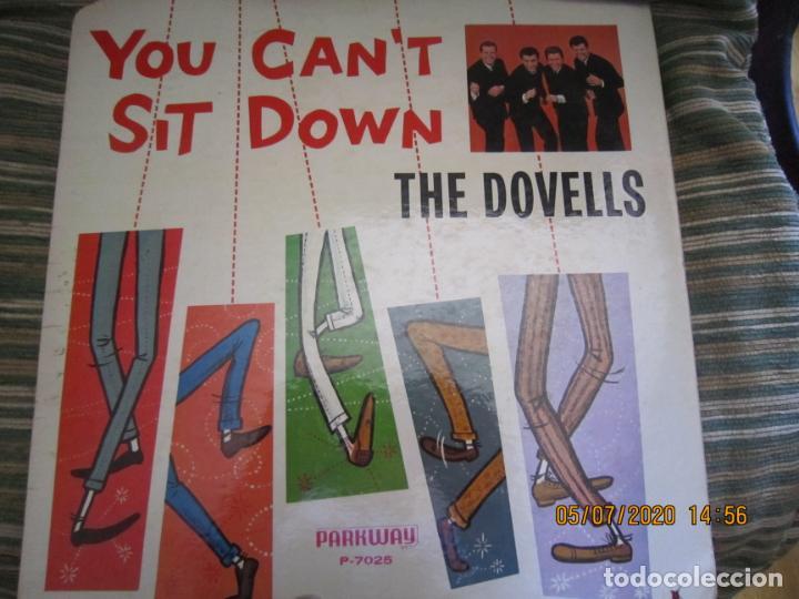 THE DOVELLS - YOU CAN´T SIT DOWN LP - ORIGINAL U.S.A - PARKWAY RECORDS 1962 CON FUNDA INT. ORIGINAL (Música - Discos - LP Vinilo - Pop - Rock Extranjero de los 50 y 60)