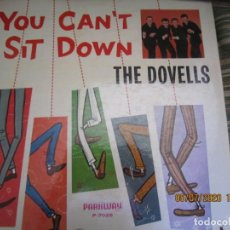 Discos de vinilo: THE DOVELLS - YOU CAN´T SIT DOWN LP - ORIGINAL U.S.A - PARKWAY RECORDS 1962 CON FUNDA INT. ORIGINAL. Lote 210476886