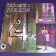Dischi in vinile: MARFER PARADE VOL 4 LP MARFER COLOMBIA 1966 - MARICHELA - LOS RANGERS - JUAN PABLO - LOS CORBS ETC. Lote 210477233