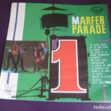 Dischi in vinile: MARFER PARADE VOL 1 LP MARFER COLOMBIA 60'S - RENATA - ELUSEO DEL TORO - LUCIA ALTIERI - MARSHALLS. Lote 210477678