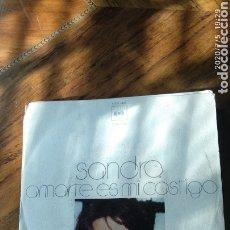 Discos de vinilo: SANDRO. Lote 210479985