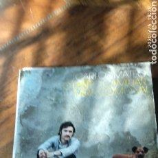 Discos de vinilo: CARLOS MATEO. Lote 210480052