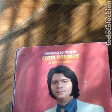 Discos de vinilo: COSTA GORDALIS. Lote 210480230