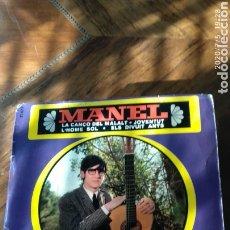 Discos de vinilo: MANEL. Lote 210482325
