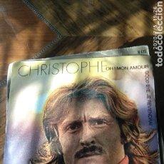 Discos de vinilo: CHRISTOPHE. Lote 210489396