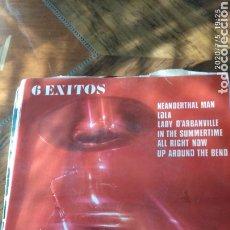 Discos de vinilo: EXITOS. Lote 210490338
