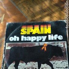 Discos de vinilo: SPAIN. Lote 210490930