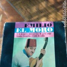 Discos de vinilo: EMILIO EL MORO. Lote 210491051