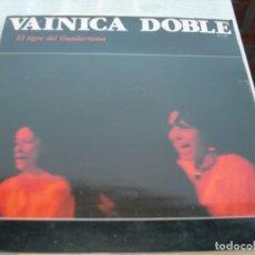 Discos de vinilo: VAINICA DOBLE EL TIGRE DE GUADARRAMA LP. Lote 210492161