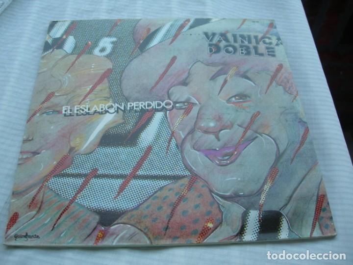 VAINICA DOBLE EL ESLABON PERDIDO LP (Música - Discos - LP Vinilo - Grupos Españoles de los 70 y 80)