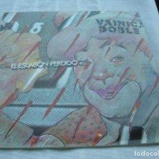 Discos de vinilo: VAINICA DOBLE EL ESLABON PERDIDO LP. Lote 210514958