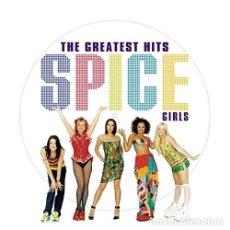 Discos de vinilo: SPICE GIRLS - THE GREATEST HITS (LIMITED EDITION PICTURE DISC) (VINILO NUEVO). Lote 210516698
