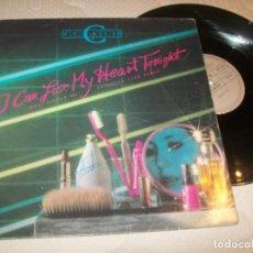 Discos de vinilo: C.C. CATCH - CAN LOSE MY HEART TONIGHT ..MAXISINGLE DE 1985 - ESPAÑOL . ARIOLA. Lote 210519086