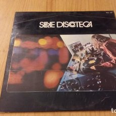 Discos de vinilo: LP - SERIE DISCOTECA. Lote 210522221