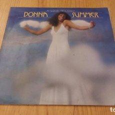 Discos de vinilo: LP - DONNA SUMMER - A LOVE TRILOGY. Lote 210522533