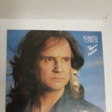 Discos de vinilo: DISCO L P ,DE ROBERTO CARLOS,AÑO 1990. Lote 210523856