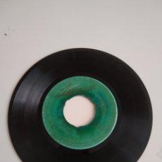 Discos de vinilo: BAL-3 DISCO CHICO 7 PULGADAS SIN CARÁTULA DURIUM PICOLISSIMA SERENATA. Lote 210547095