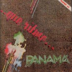 Discos de vinilo: PANAMA - QUE RITMO LP MAXISINGLE DE 1984 RF-7982 , BUEN ESTADO. Lote 210547691