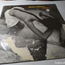 Discos de vinilo: LP- DANZA INVISIBLE ‎– CATALINA - 4T-0587 ( VG+ / P ) SPAIN 1990. Lote 210550136