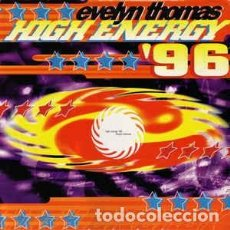 Discos de vinilo: EVELYN THOMAS - HIGH ENERGY '96 - MAXI-SINGLE SPAIN 1996. Lote 210552322