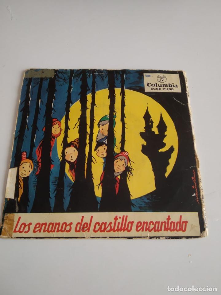 BAL-3 DISCO CHICO 7 PULGADAS COLUMBIA LOS ENANOS DEL CASTILLO ENCANTADO (Música - Discos - Singles Vinilo - Otros estilos)