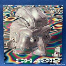 Discos de vinilo: LP RICARDO F. - CHASIS - ESPAÑA - AÑO 1993. Lote 210554705