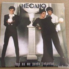 Discos de vinilo: MECANO - HOY NO ME PUEDO LEVANTAR - 1 LP SINGLE, ED. LIMITADA, RSD 2020. Lote 210556025