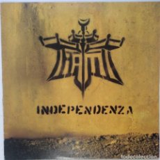 "Discos de vinilo: IAM - INDEPENDENZA [FRANCIA HIP HOP / RAP] [EDICIÓN EXCLUSIVA ORIGINAL MX 12"" 33RPM] [1998]. Lote 210564425"