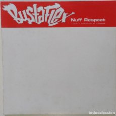 "Discos de vinilo: BUSTA FLEX - NUFF RESPECT [FRANCIA HIP HOP / RAP] [EDICIÓN EXCLUSIVA ORIGINAL MX 12"" 33RPM] [2002. Lote 210564805"