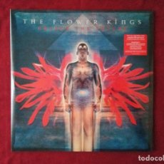 Discos de vinilo: THE FLOWER KINGS - UNFOLD THE FUTURE. 3×LP + 2×CD. PRECINTADOS. Lote 210567267