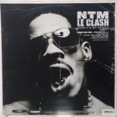 """Discos de vinilo: NTM - LE CLASH BOSS VS IV MY PEOPLE [FRANCIA HIP HOP / RAP] [EDICIÓN ORIGINAL MX12"""" 33RPM] [2001]. Lote 210569585"""