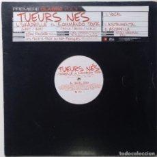 "Discos de vinilo: PREMIERE CLASSE VOL.2 - TUEURS NES [FRANCIA HIP HOP / RAP] [EDICIÓN ORIGINAL MX 12"" 33RPM] [2001]. Lote 210573906"