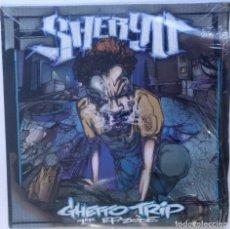 """Discos de vinilo: SHERYO - GHETTO TRIP 1ER EP ZODE [FRANCIA HIP HOP / RAP] [EDICIÓN ORIGINAL EP 12"""" 33RPM] [2001]. Lote 210575321"""