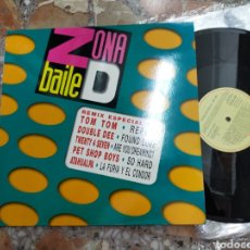 Discos de vinilo: ZONA DE BAILE MIX 40 MAXI 1991. Lote 210575926