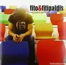 Disques de vinyle: 2LP FITO & FITIPALDIS POR LA BOCA MUERE EL PEZ VINILO 180G + CD. Lote 210577758