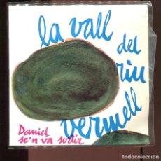 Discos de vinilo: NEGRO SPIRITUALS. LA VALL DEL RIU VERMELL. DANIEL. CONCENTRIC 1970 SP PERFECTE. Lote 210578015