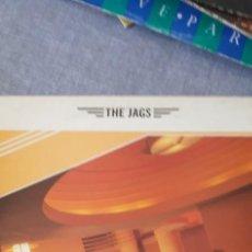 Discos de vinilo: THE JAGS NO TIE LIKE A PRESENT. Lote 233700905