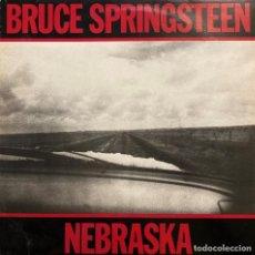 Discos de vinilo: BRUCE SPRINGSTEEN. NEBRASKA. DISCO LP 1982. Lote 210581957
