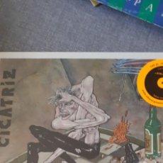 Discos de vinilo: CICATRIZ INADAPTADOS. Lote 210583212
